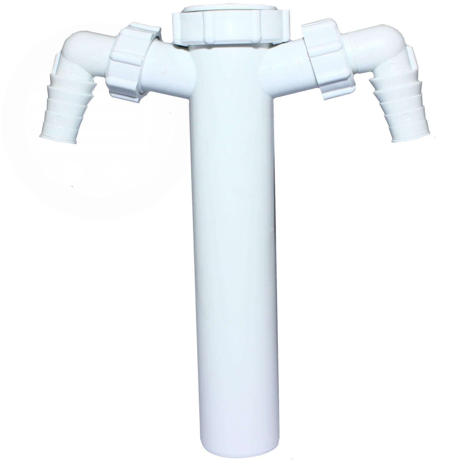 Splitter Gerateanschluss Siphon Waschmaschine Spulmaschine Spule