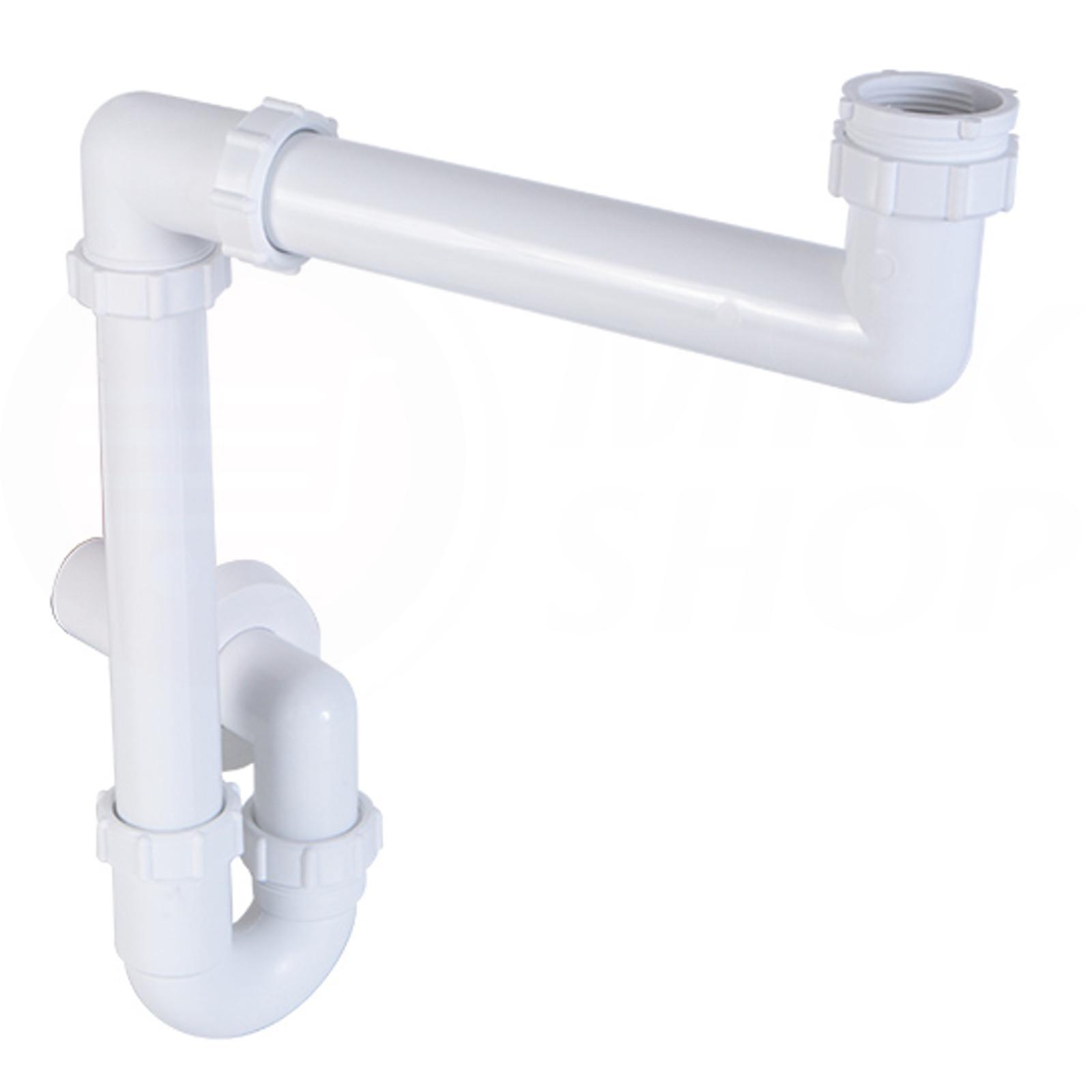 Siphon Für Waschbecken.Senkrechter ø 40 Mm Siphon Ablaufgarnitur Spülmaschine Waschbecken Ablauf Ablaufventil